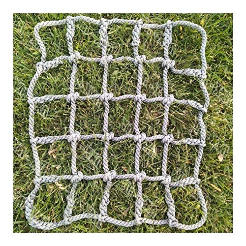 Fantastic Deal! Indoor Climbing Net for Kids and Baby,Playground Swing Ladder Net,Stairs Balcony Rai...