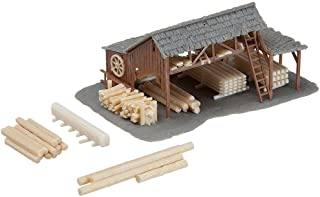 Faller 272530 Lumber Yard N Scale Scenery and Accessories