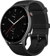 ساعت هوشمند Amazfit GTR 2e با ضربان قلب 24 ساعته ، مانیتور خواب ، استرس و SpO2 ، ردیاب فعالیت با 90 حالت ورزشی ، عمر باتری 24 روزه ، سیاه