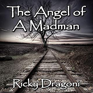 The Angel of a Madman audiobook cover art