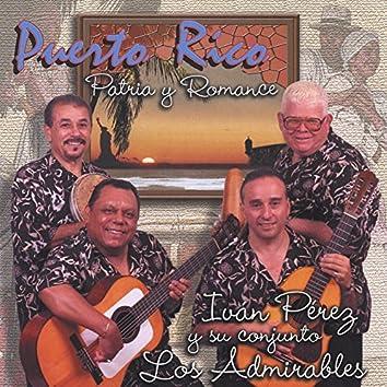 Puerto Rico-Patria y Romance