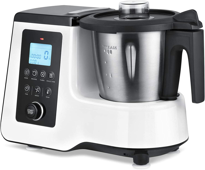 Dartwood - Procesador de alimentos multiusos 7 en 1 y máquina de cocina