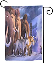 USA Flag ice Age Collision Course Animated Movie sd Outdoor Decorative Flags