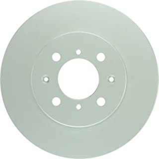 Bosch 26010730 QuietCast Premium Disc Brake Rotor For Acura: 1990-2001 Integra; Honda: 1990-2005 Civic, 1994-1997 Civic del Sol, 2007-2013 Fit, 2010-2014 Insight; Front