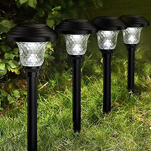 Balhvit Glass Solar Lights
