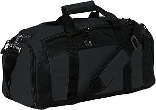 Port & Company - Gym Bag, Black