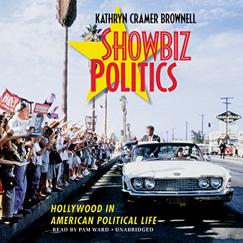 Showbiz Politics audiobook cover art
