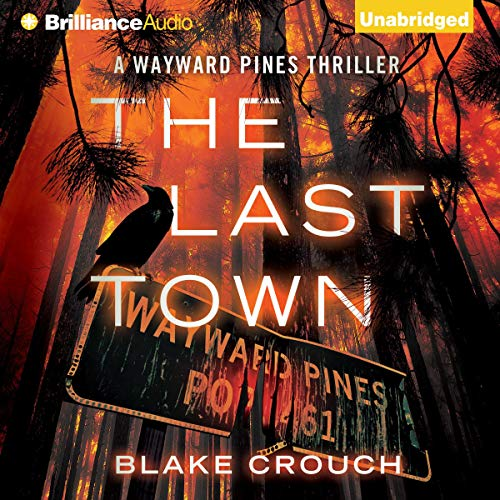 The Last Town audiobook cover art