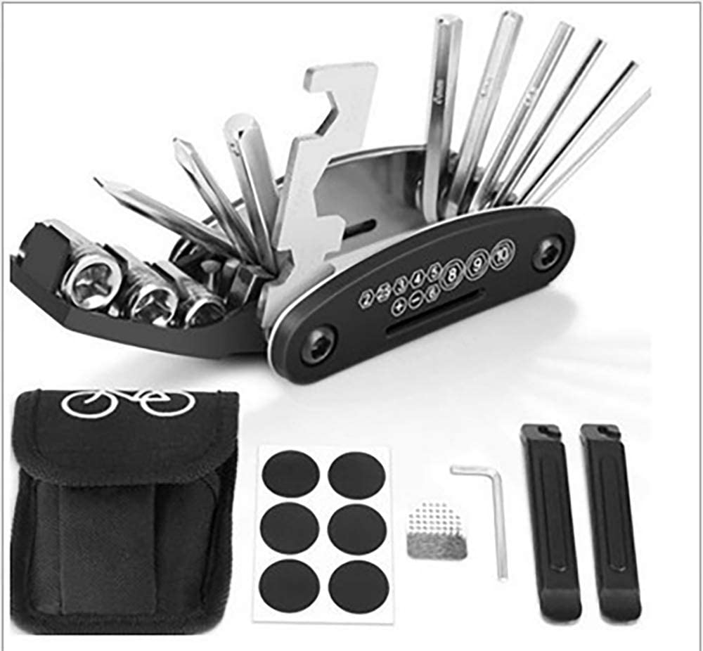 HZFJ Bike Repair 2021 spring and summer new Tool Kits - 1 Multifunction Bicycle Mecha Outlet SALE in 16