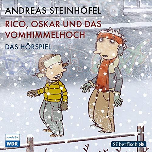 Rico, Oskar und das Vomhimmelhoch audiobook cover art