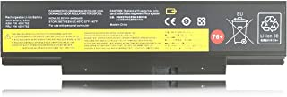Batterymarket New Replacement Laptop Battery Compatible with Lenovo ThinkPad E555 ,PN: 3INR19/65-2 45N1758 45N1759 45N1760 45N1762 45N1763- 10.8V 4400mAh