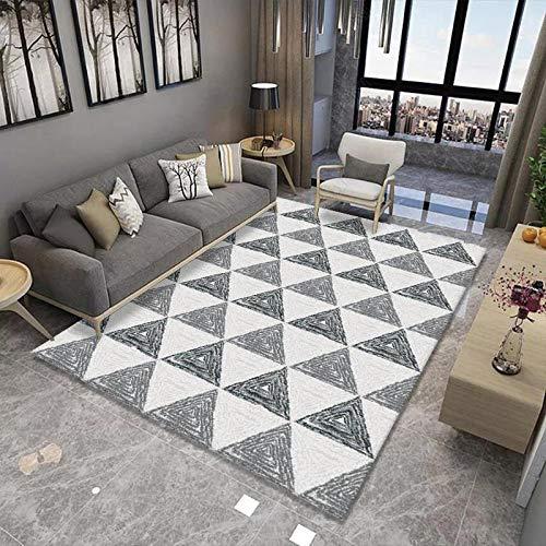 Alfombra de piel sintética suave y esponjosa, alfombra de suelo para dormitorio, sala de estar, decoración de habitaciones infantiles, 140 x 200 cm