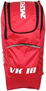 MRF Vk18 Duffle Cricket Kit Bag Full Size for Men Women Used by Many International Players 100% Best Sports Kit Bag