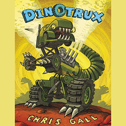 Dinotrux cover art