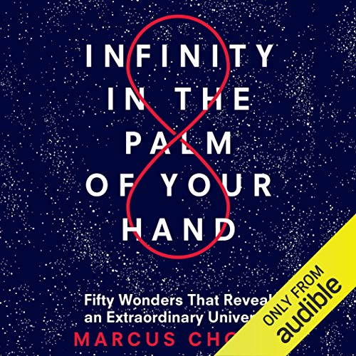 Infinity in the Palm of Your Hand audiobook cover art