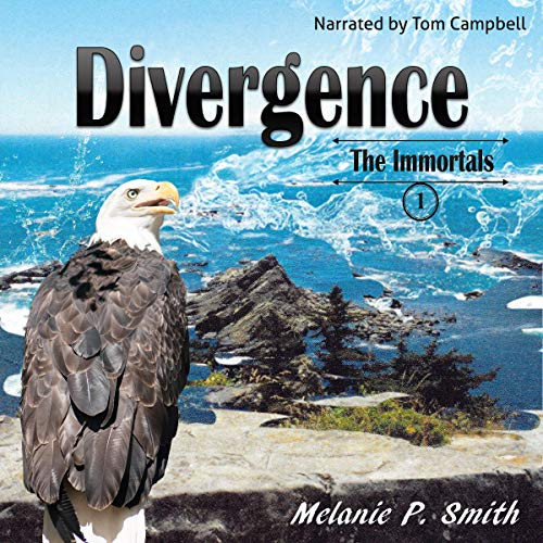 Divergence Audiobook By Melanie P. Smith cover art
