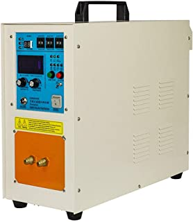 220V 15KW 30-100 KHz High Frequency Induction Heater Furnace 2200 ℃ (3992 ℉)