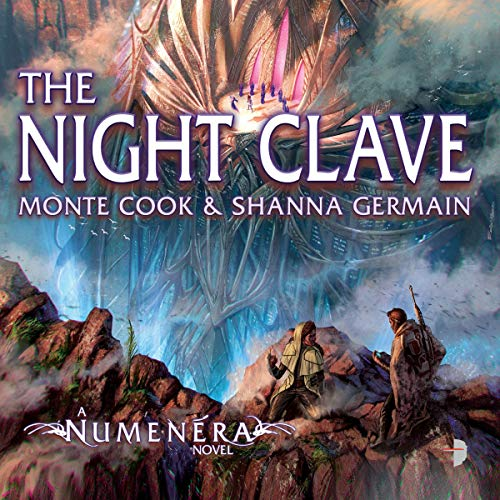 The Night Clave     Numenera Series, Book 2              By:                                                                                                                                 Monte Cooke,                                                                                        Shanna Germain                               Narrated by:                                                                                                                                 Carly Robins                      Length: 9 hrs and 54 mins     Not rated yet     Overall 0.0