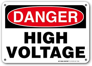 Best jurassic park high voltage sign Reviews