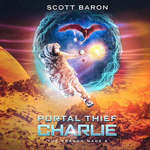 Portal Thief Charlie cover art