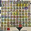 ビックリマン シール BM Forever セレクション ヘッド 91枚、天使 124枚、お守り 103枚、悪魔 90枚、大量 408枚 セット レア 有り