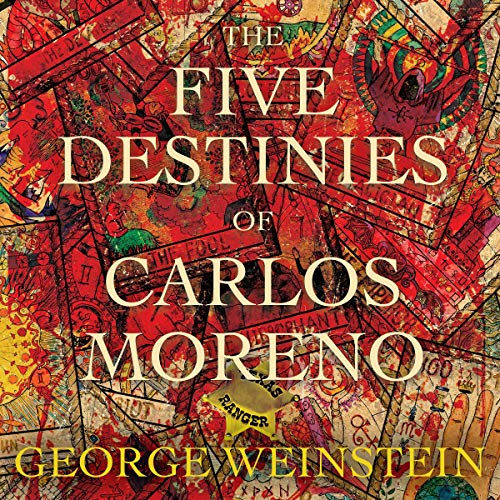 The Five Destinies of Carlos Moreno  By  cover art