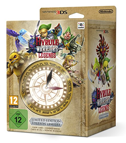 Hyrule Warriors Legends - Limited [Importación Italiana]