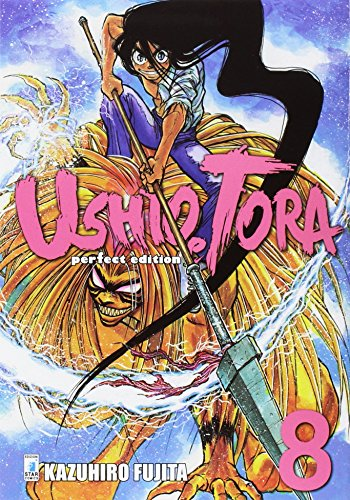 Ushio e Tora. Perfect edition: 8