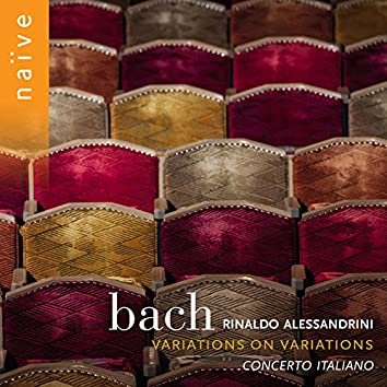 Bach: Variations on Variations (Arr. for Baroque Ensemble)