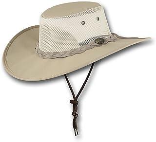 35e3b1a7c9f Barmah Hats Wide Brim Canvas Cooler Hat - Item 1087