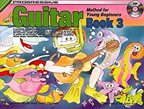CP18324 - Progressive Young Beginner Guitar Method - Book Three: Book/CD