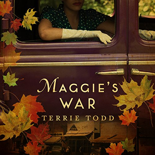 Maggie's War audiobook cover art