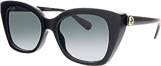 جوتشي GG0921S أسود/رمادي 55/19/145 نظارة شمسية للنساء