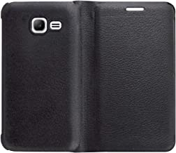 Coverage Flip Cover for Samsung Galaxy Star Pro GT-S7262ZWAINU/INS - Black