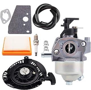 Kuupo XT675 14 853 68-S Carburetor with 14 165 20-S Recoil Starter 14 083 15-S Air Filter Tune Up Kit for Kohler XT650 XT...