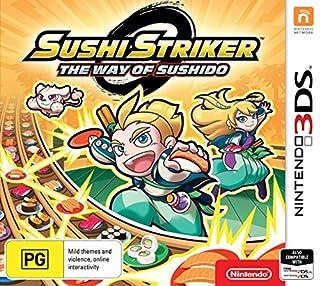 Sushi Striker: Way of the Sushido (Nintendo 3DS) (B07D13YRJZ) | Amazon price tracker / tracking, Amazon price history charts, Amazon price watches, Amazon price drop alerts