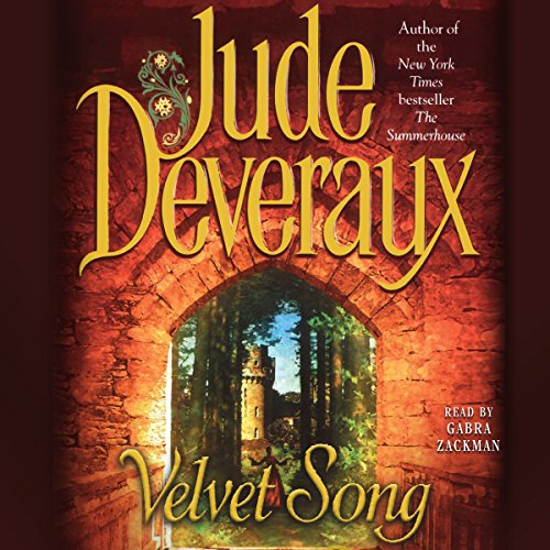 Velvet Song audiobook cover art