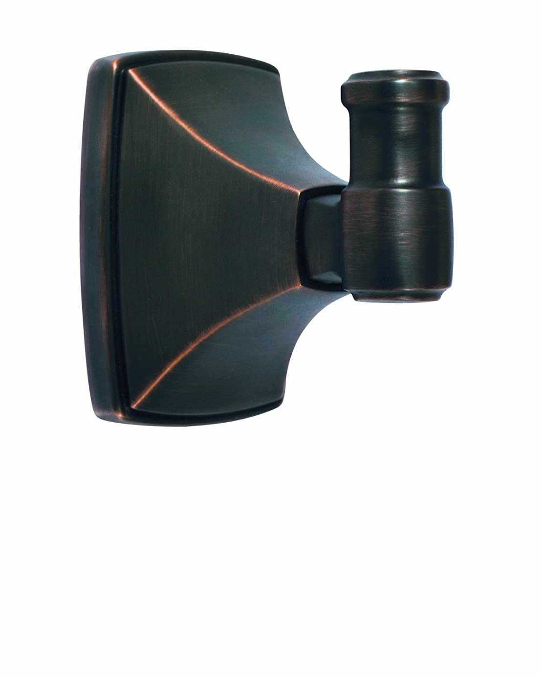 Amerock BH26502ORB Clarendon Robe Hook, 1.75 Inch, Oil-Rubbed Bronze svi5650966