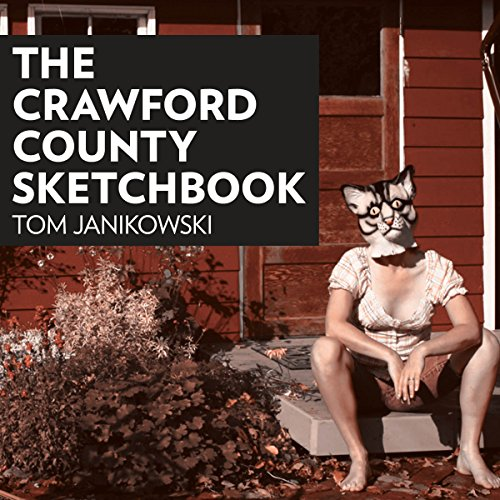 The Crawford County Sketchbook audiobook cover art