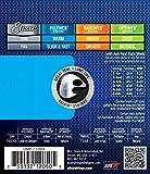 Elixir® Saiten E-Gitarrensaiten mit POLYWEB® Beschichtung, Light (.010-.046)