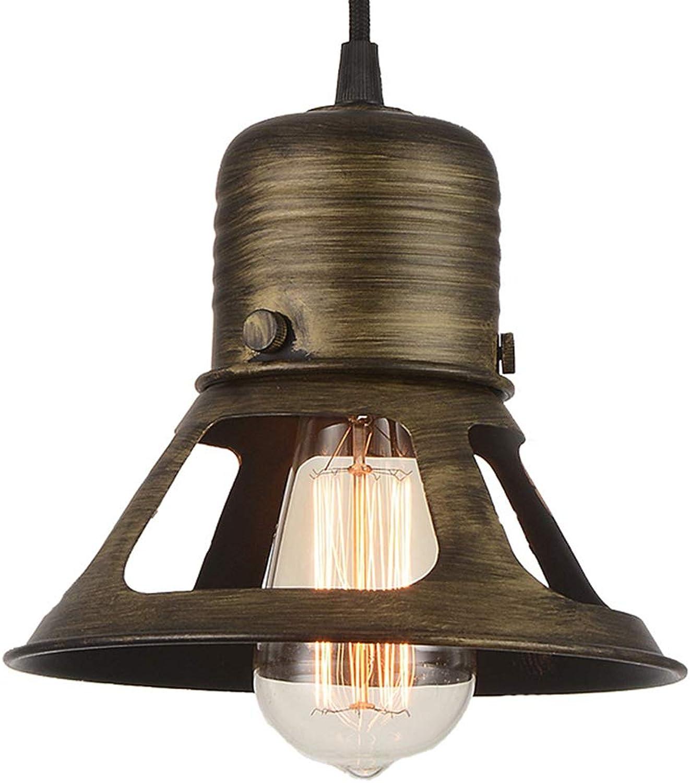 Premium Pendelleuchten Deckenlampe Bronze Wohnzimmer Hngende Beleuchtung Befestigung Für Treppe, Cafe, Bar, Speisesaal, Restaurant, Schlafzimmer, Hof, Gang -E27