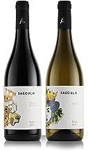 【赤白2本セット】海と山香る イタリア ワイン 『セクラ』 オシャレなラベル シチリア産 グリッロ ネロダーヴォラ 750ml ヴィーノハヤシ