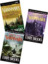 Shannara Chronicles Series Terry Brooks 3 Books Collection Set (The Sword Of Shannara, The Elfstones Of Shannara, The Wish...