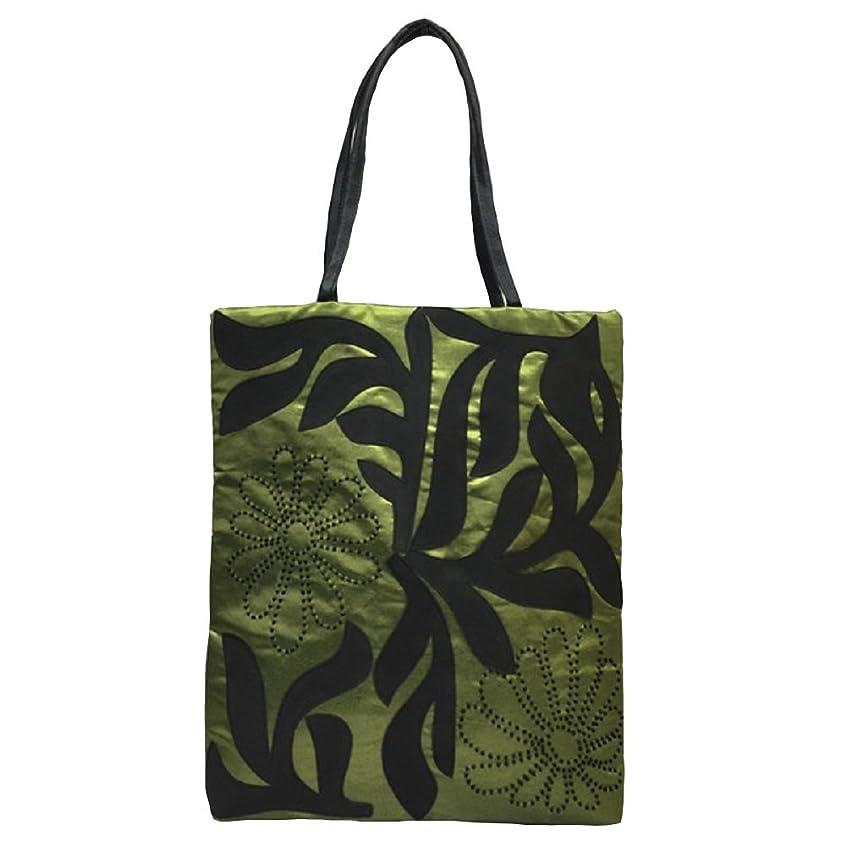デマンド謙虚考古学的なベトナムバッグ ビーズ トートバッグ 肩掛け 鞄 ベトナム雑貨