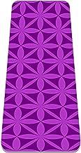 Yoga Mat, antislip TPE oefenmat milieuvriendelijk voor vrouwen en mannen thuis fitness-workout mat voor yoga, pilates en g...