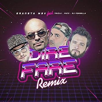 Dire Fare (Remix)