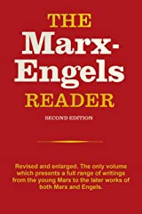The Marx-Engels Reader Kindle Edition