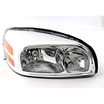 Amazon Com For Chevrolet Chevy Uplander Pontiac Montana Sv6 Buick Terraza Saturn Relay Headlight 2005 2006 2007 2008 2009 Driver And Passenger Side Headlamp Assembly Replacement Automotive