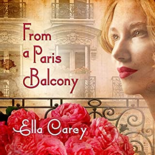 From a Paris Balcony audiobook cover art