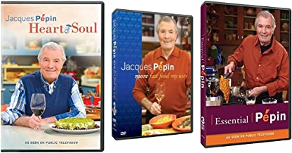 Jacques Pepin Ultimate Collection